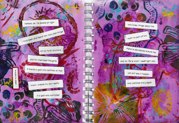 i used to believe journal page
