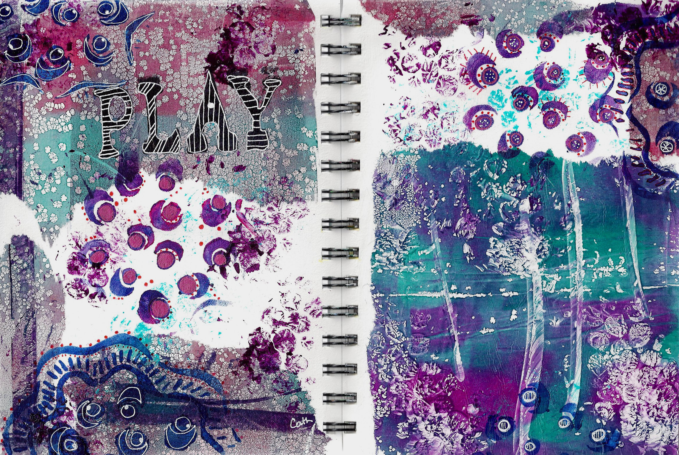 play journal page