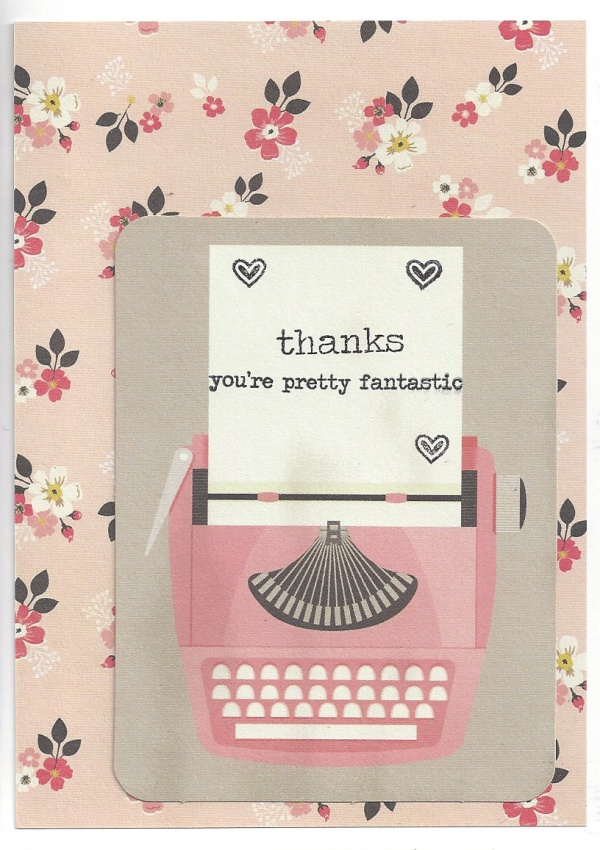 pink thanks