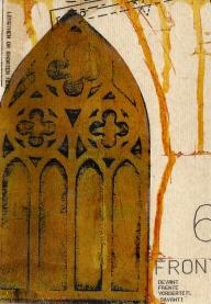 front of the church door