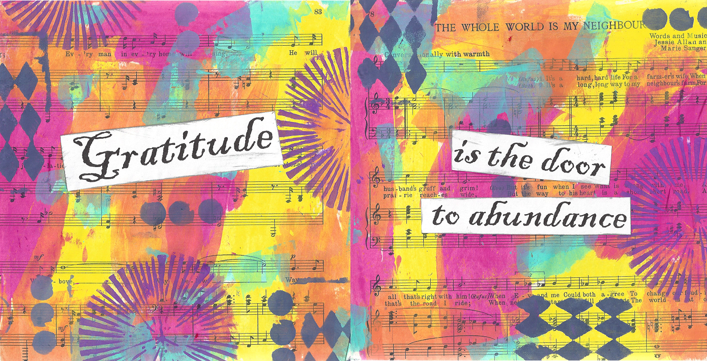 week 21 gratitude