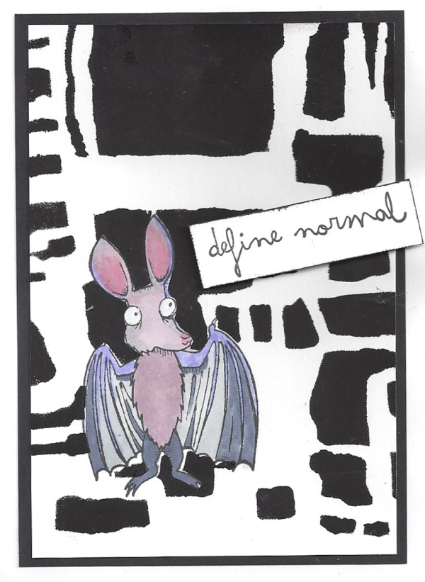 bat define normal
