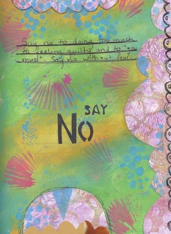 aug just say no